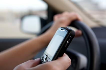 Florida Texting and Driving Lawyer
