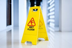 Florida slip-and-fall lawsuit