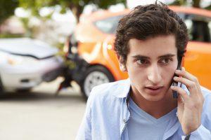 teen driver crash risk