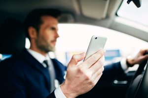 Florida distracted driving accidents