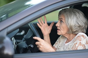Elder Driving Accidents