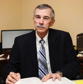 Photo of Jeffrey R. Garvin
